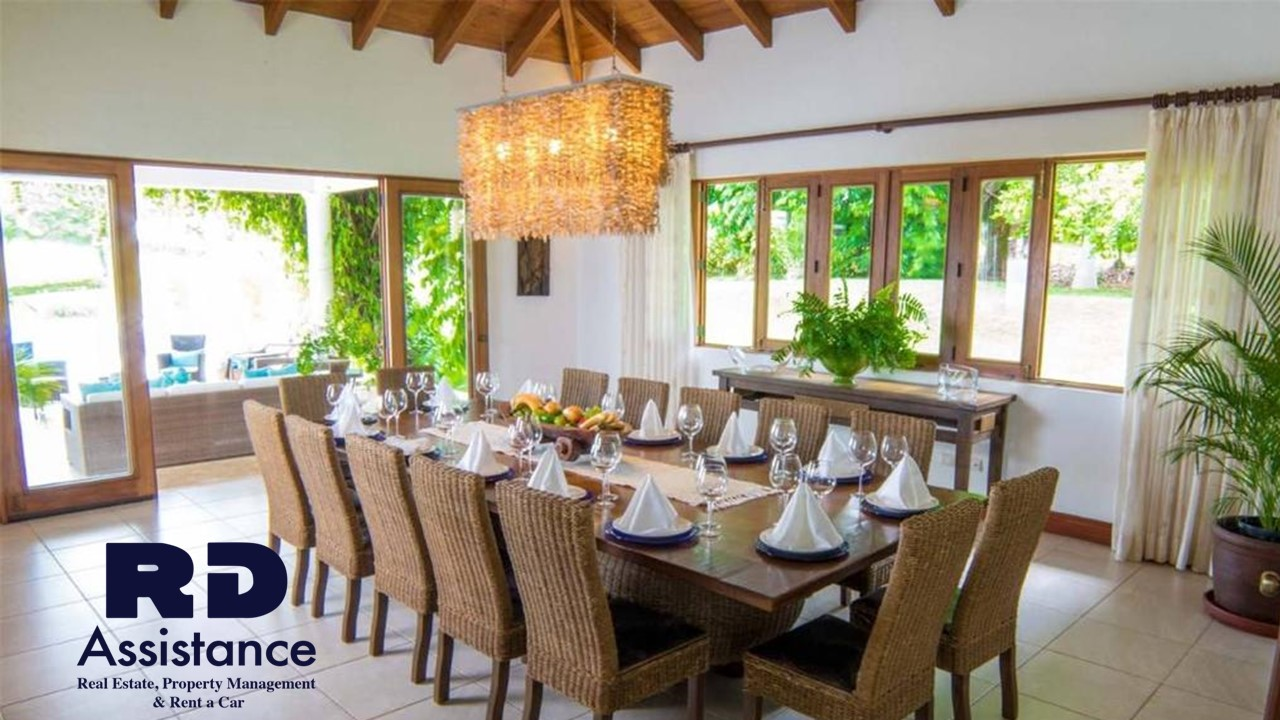 las collinas, Casa de Campo, 22000, 6 Bedrooms Bedrooms, ,6 BathroomsBathrooms,Villa,Vacation Rental,las collinas,2,1037