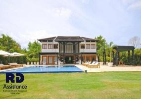 Casa de Campo, 22000, 5 Stanze da Letto Stanze da Letto, ,4 BagniBagni,Villa,Affitto di Vacanza,2,1000