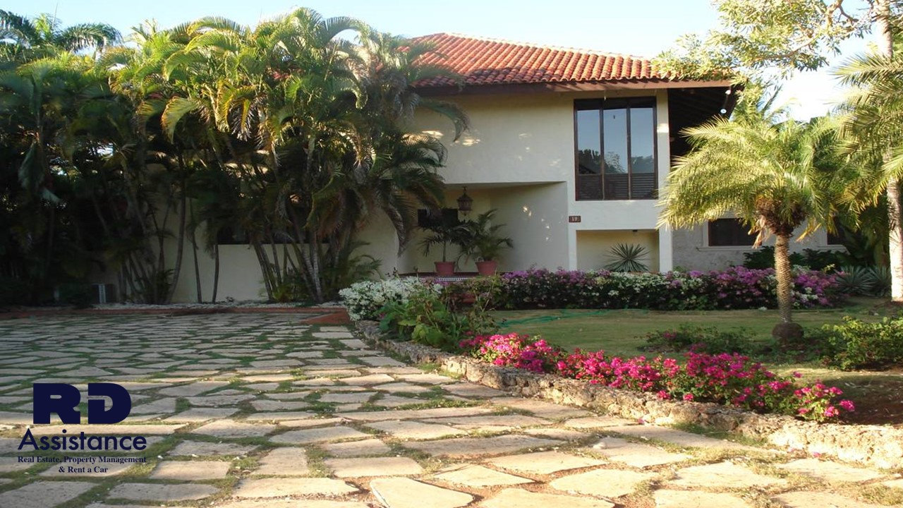 Casa de Campo- 22000, 5 Bedrooms Bedrooms, ,5 BathroomsBathrooms,Villa,For Sale,1065