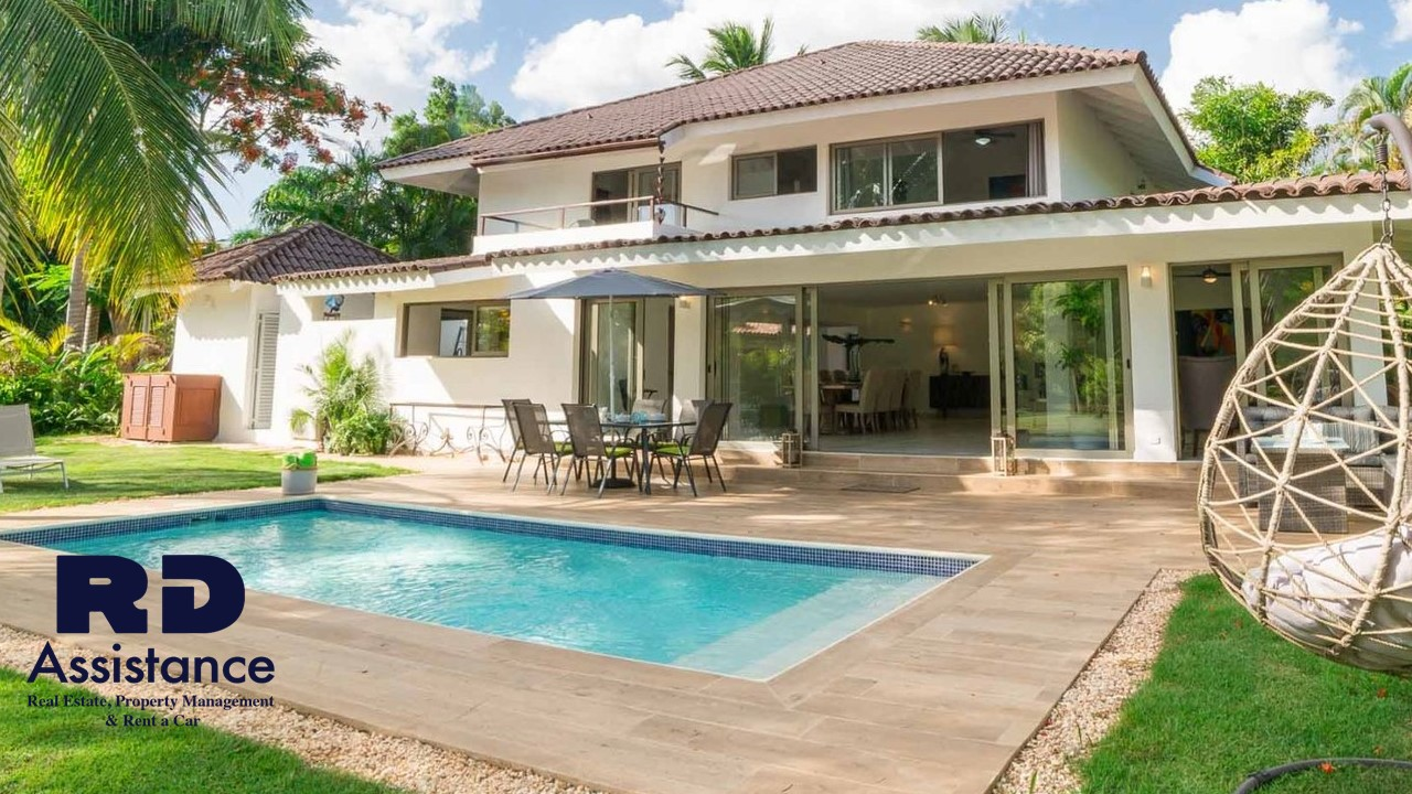 Casa de Campo, 22000, 4 Bedrooms Bedrooms, ,4 BathroomsBathrooms,Villa,For Sale,1068