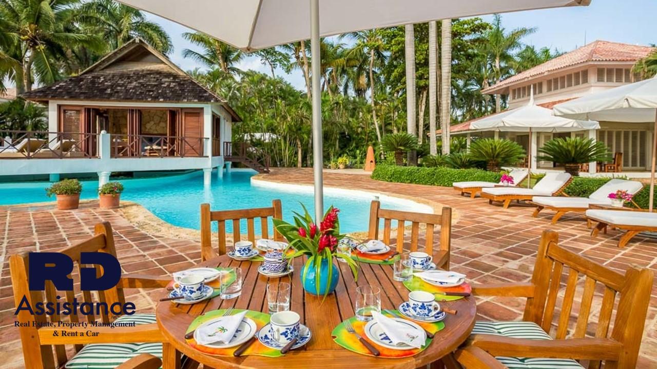 Casa de Campo, 22000, 6 Habitaciones Habitaciones, ,6 BAÑOSBAÑOS,Villa,Alquiler Vacacional,1069